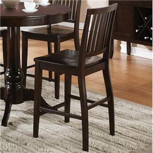 Morris Home Furnishings Candice Counter Chair