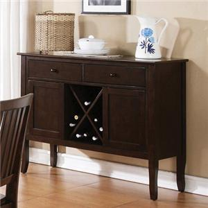 Morris Home Furnishings Candice Candice Server