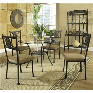 Steve Silver Carolyn 5-Piece Dining Set