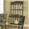 Morris Home Furnishings Carolyn Baker's Rack - Item Number: CR450BR