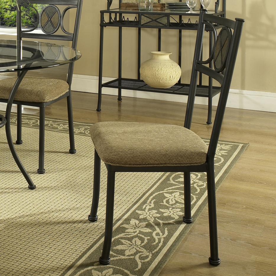 Steve Silver Carolyn Side Chair - Item Number: CR450S