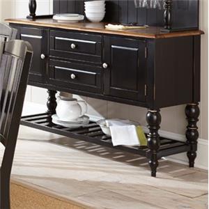 Morris Home Furnishings Carrolton Buffet