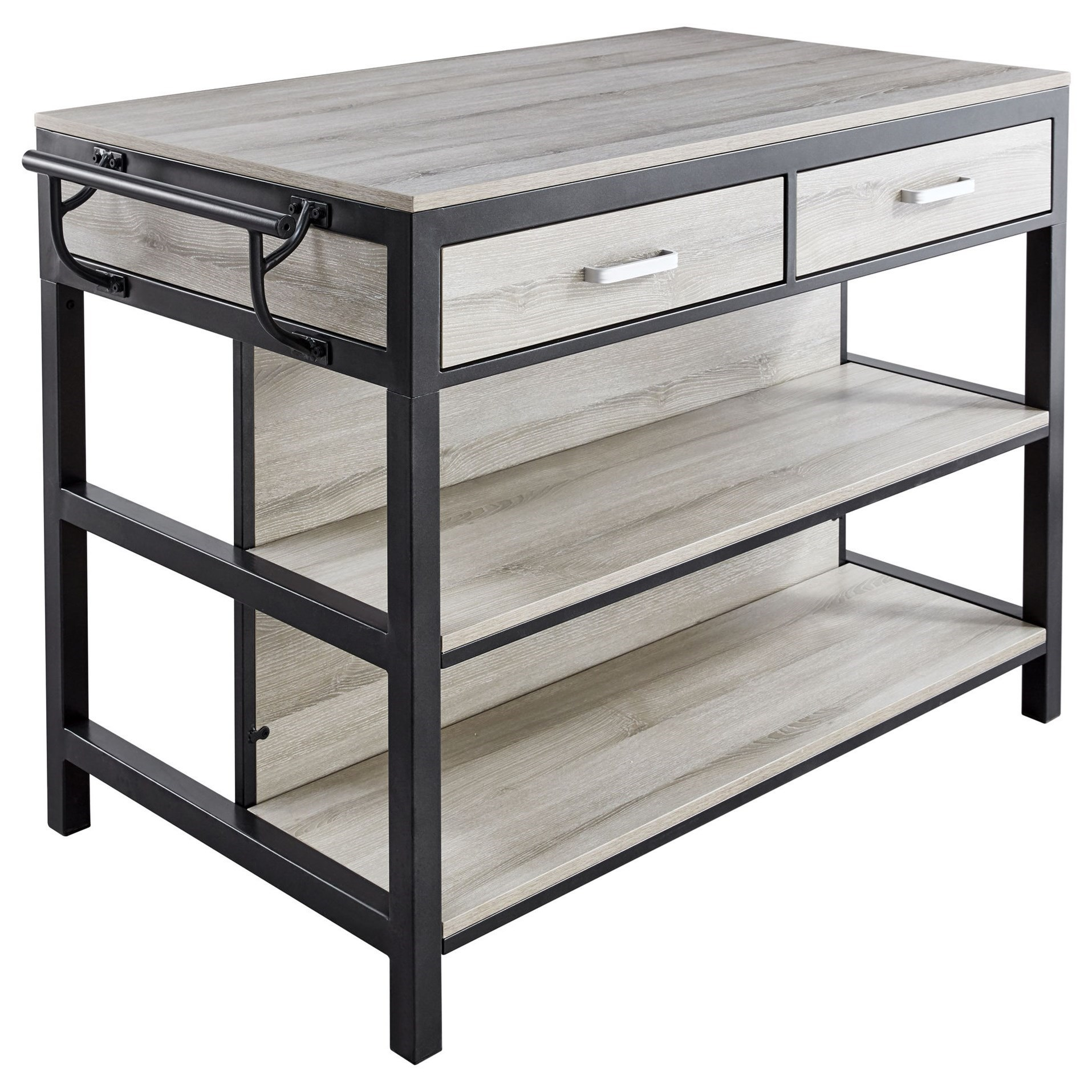 Carson Counter Height Kitchen Table by Steve Silver at Standard Furniture