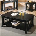 Morris Home Furnishings Cassidy  Cocktail Table - Item Number: HA250C