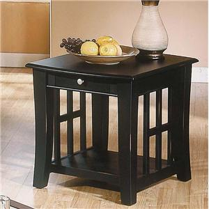 Morris Home Furnishings Cassidy  End Table