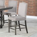Morris Home Caswell Counter Chair - Item Number: CW700CC
