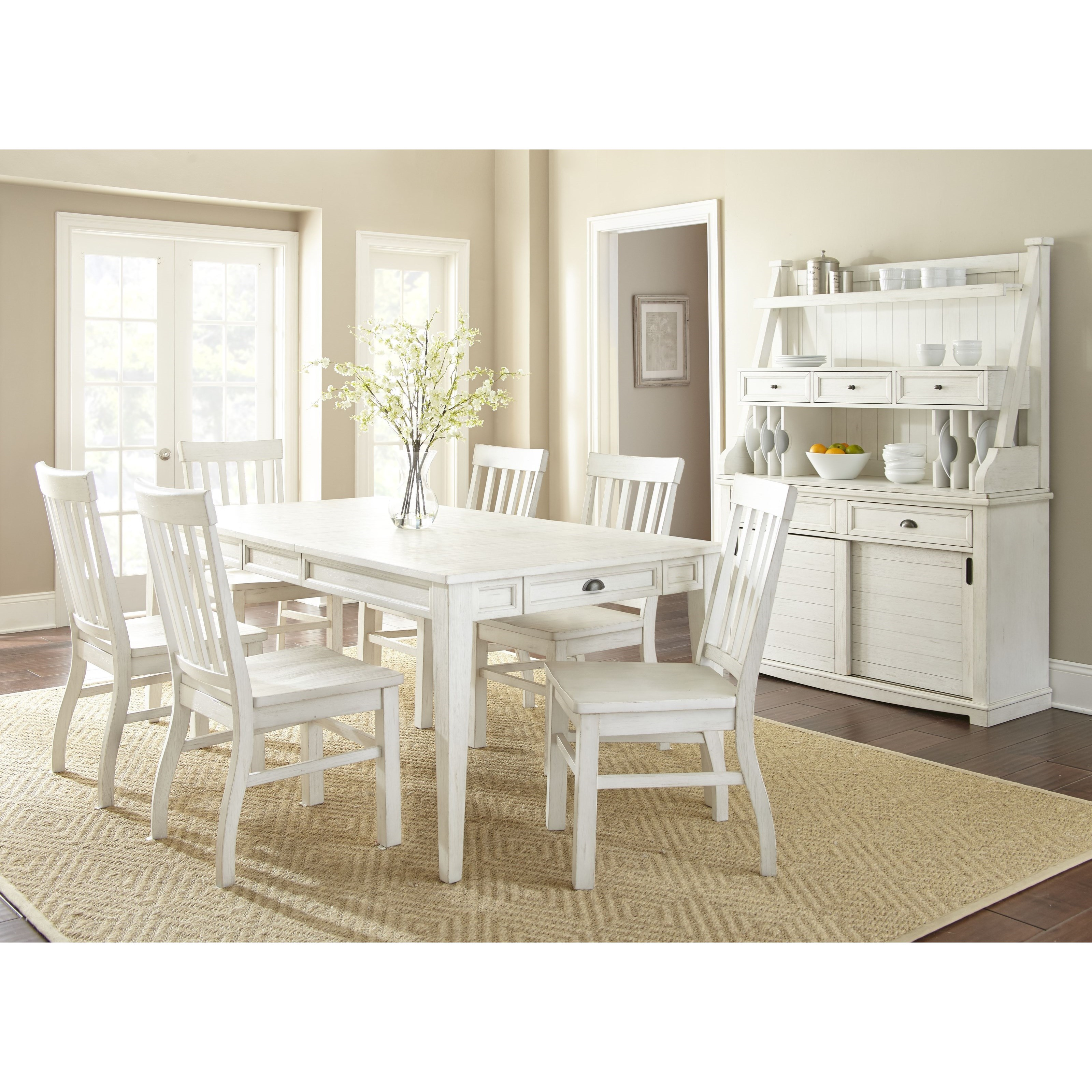 Cayla Dining Room Group by Steve Silver at Standard Furniture