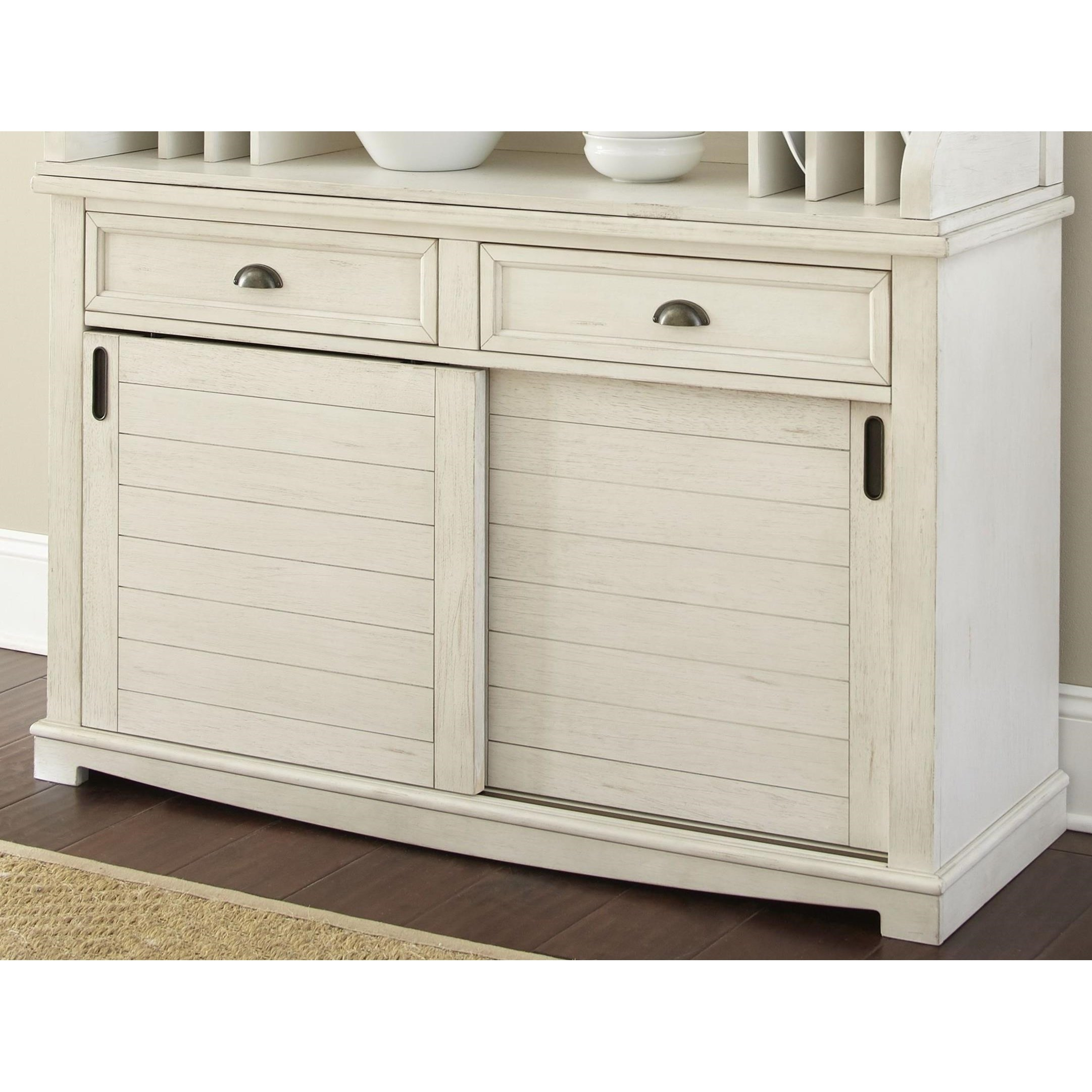 Cayla Buffet by Steve Silver at Walker's Furniture