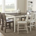 Vendor 3985 Cayla Table - Item Number: CY5454PTKW