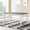 Steve Silver Caylie Dining Table - Item Number: CL550T