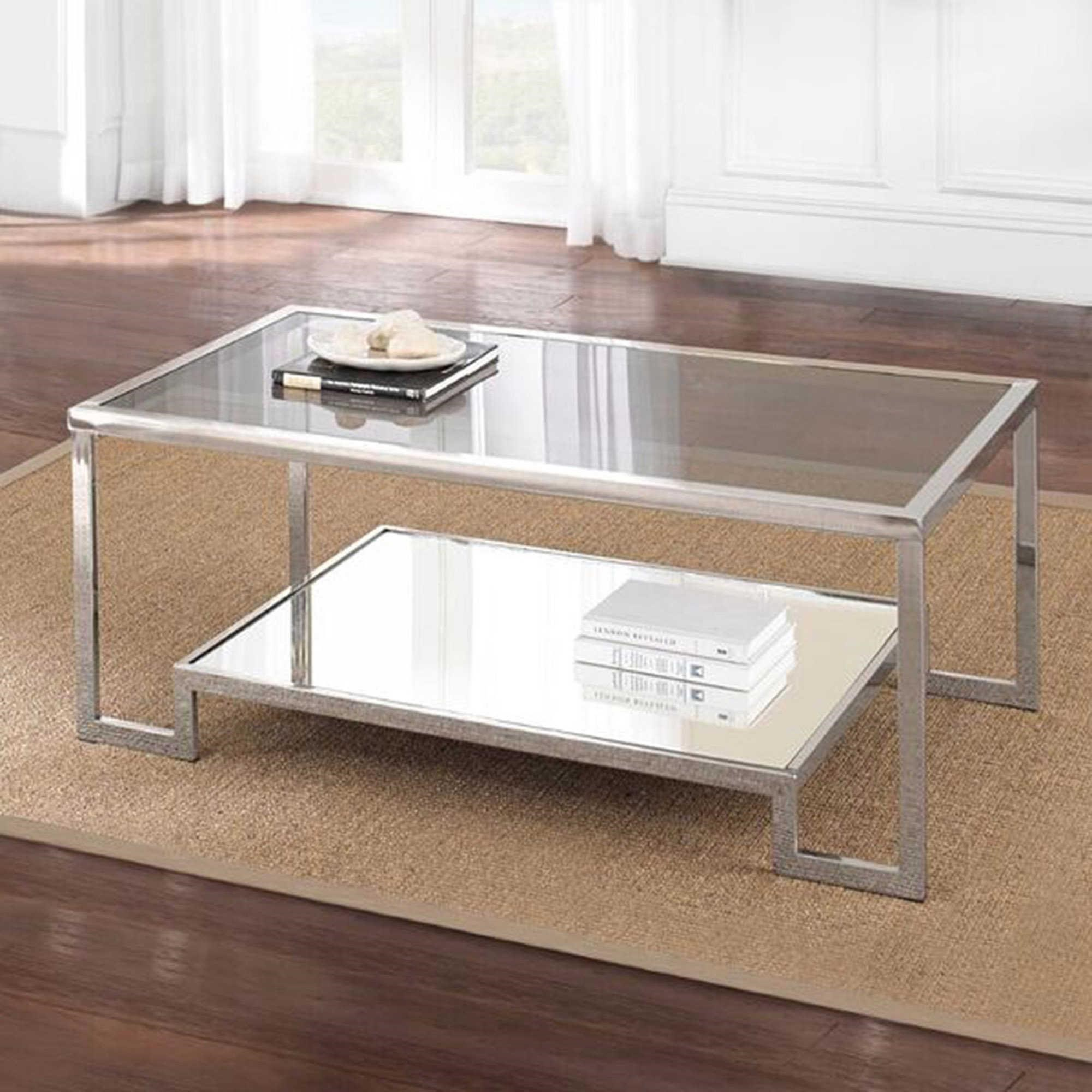 Steve Silver Churchill Cocktail Table Great American Home Store