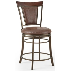 Prime Cecile Swivel Counter Chair