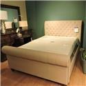 Belfort Essentials     Swanson Queen Upholstered Bed - Item Number: 772655505