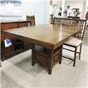 Belfort Essentials     Counter Table - Item Number: PKG550026