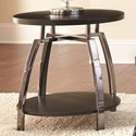 Steve Silver Coham End Table - Item Number: CM150E