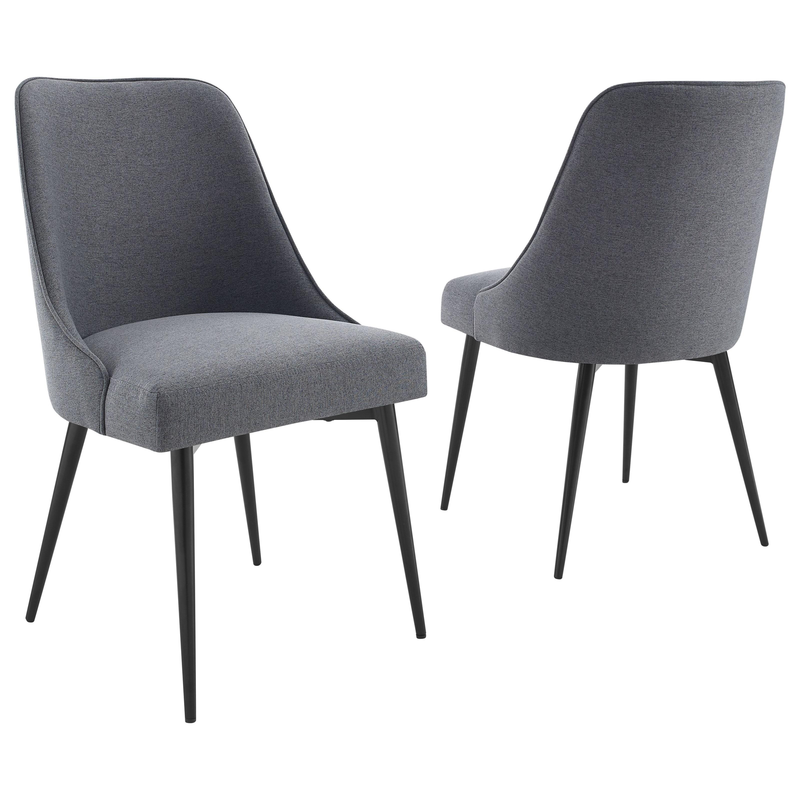 Dining Room Furniture Essentials: Belfort Essentials Colfax Mid Century Modern 5 Piece