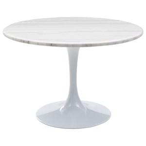 Table - White Top & White Base
