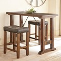 Steve Silver Colin Counter Height Dining Set - Item Number: CL2000