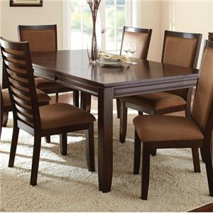 Morris Home Furnishings Cornell Dining Table