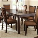 Morris Home Furnishings Cornell Dining Table - Item Number: CN500T
