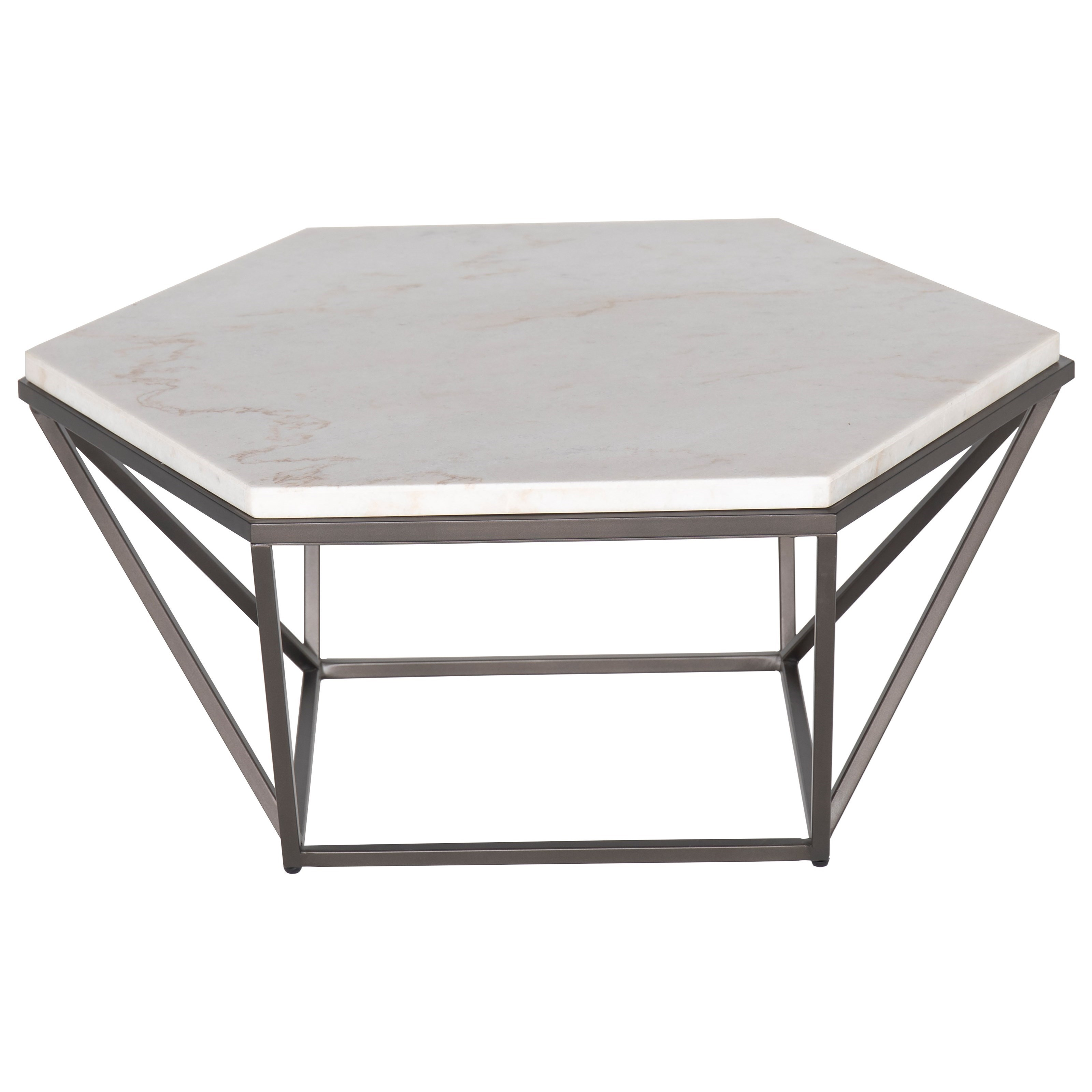 Corvus Cocktail Table by Steve Silver at Northeast Factory Direct