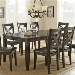 Vendor 3985 Crosspointe Dining Table
