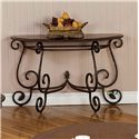 Steve Silver Crowley Sofa Table - Item Number: CR150S