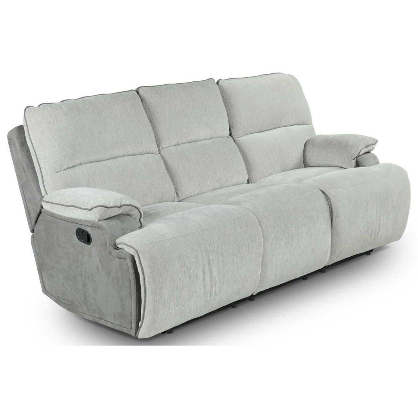 Manual Reclining Sofa