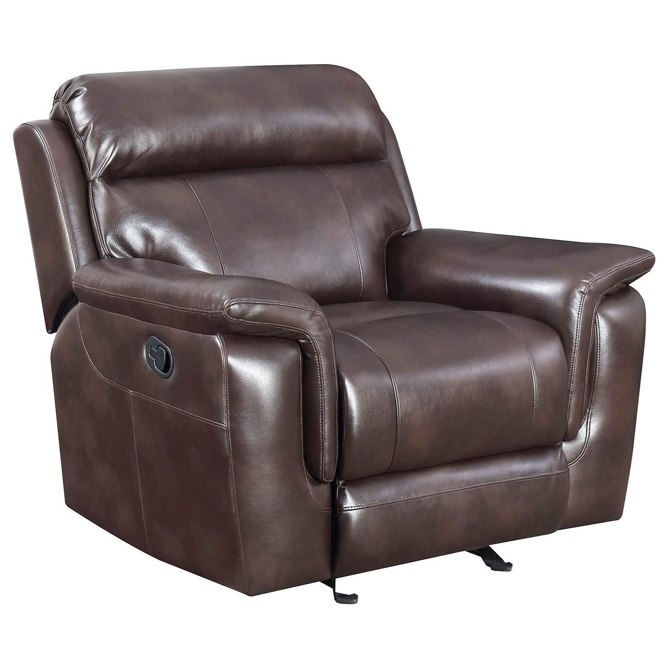 Prime Dakota Glider Reclining Chair - Item Number: DK850CC