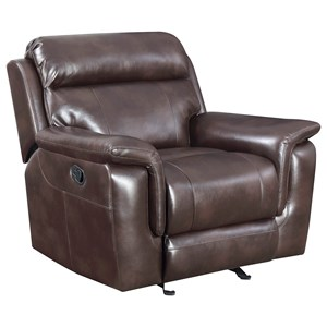 Belfort Essentials Dakota Glider Reclining Chair