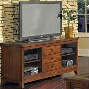 Morris Home Furnishings Davenport  TV Stand