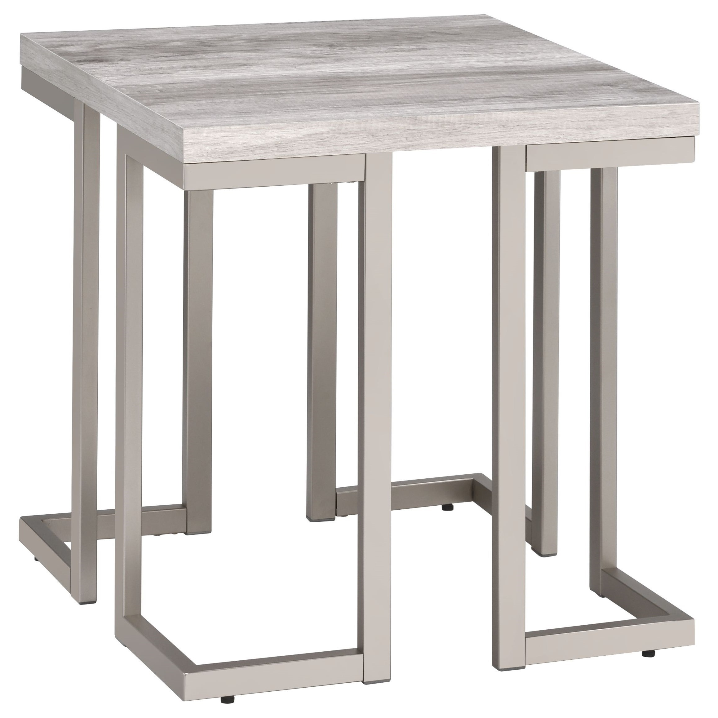 David End Table by Steve Silver at Northeast Factory Direct