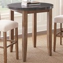 Steve Silver Debby Bluestone Bar Table - Item Number: DB640TL+600MT