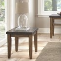 Steve Silver Debby Bluestone End Table - Item Number: DB700E