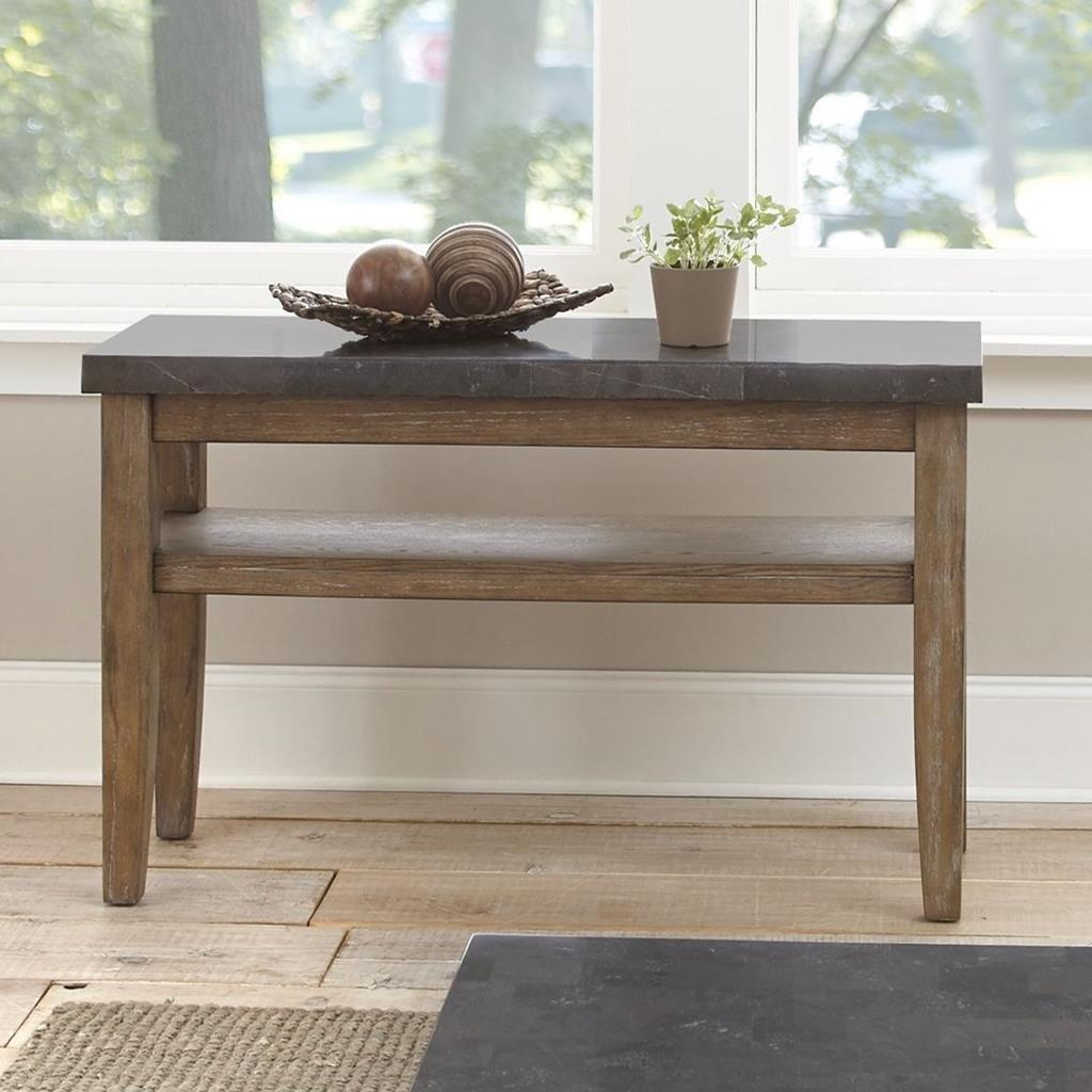 Bluestone Sofa Table