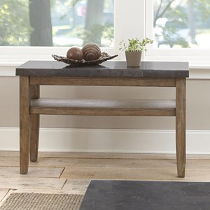 Bluestone Sofa Table