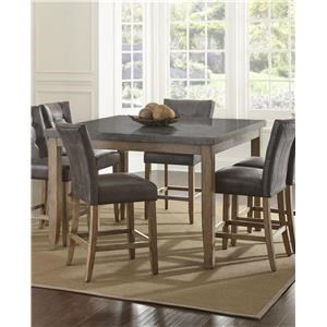 Steve Silver Debby Bluestone Counter Table Set