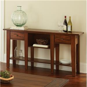 Morris Home Furnishings Desoto Sofa Table