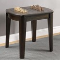 Steve Silver Diletta Game End Table  - Item Number: DL250GE