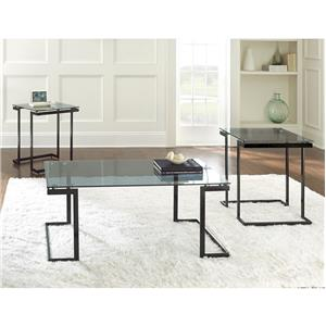 Steve Silver Dominic 3 Pack Tables