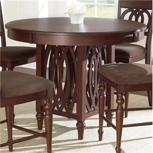 Morris Home Furnishings Dolly Round Table
