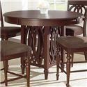Morris Home Furnishings Dolly Round Table - Item Number: DL550PT
