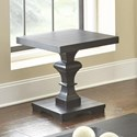 Steve Silver Dory Square End Table - Item Number: DY200E