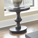 Steve Silver Dory Round End Table - Item Number: DY200ER
