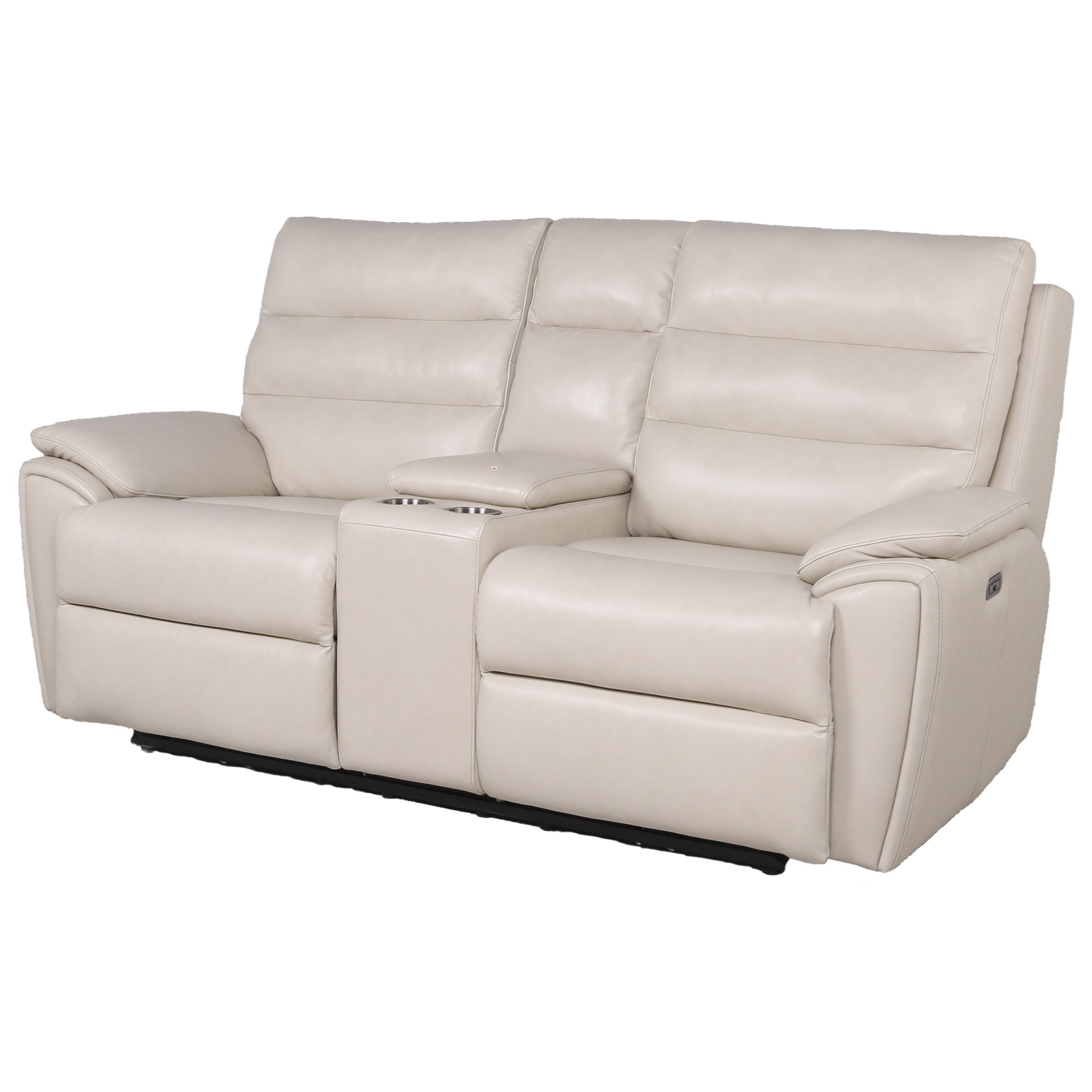 Duval Power Reclining Loveseat by Steve Silver at Northeast Factory Direct