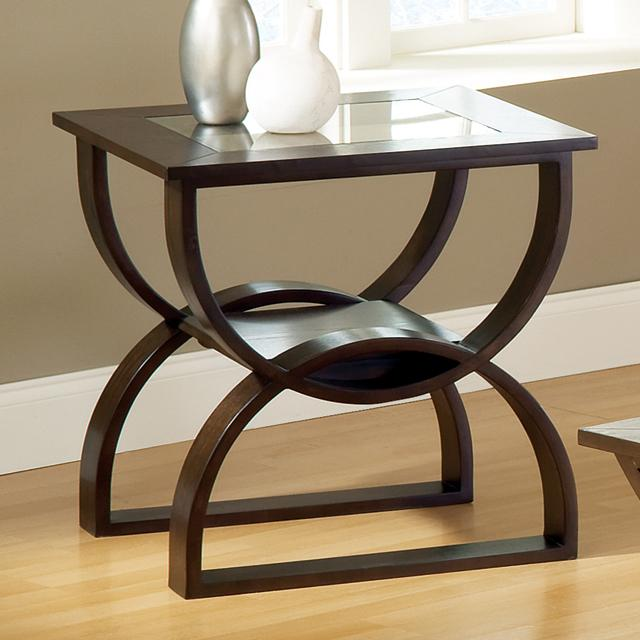 Steve Silver Dylan  Square End Table - Item Number: DY300E