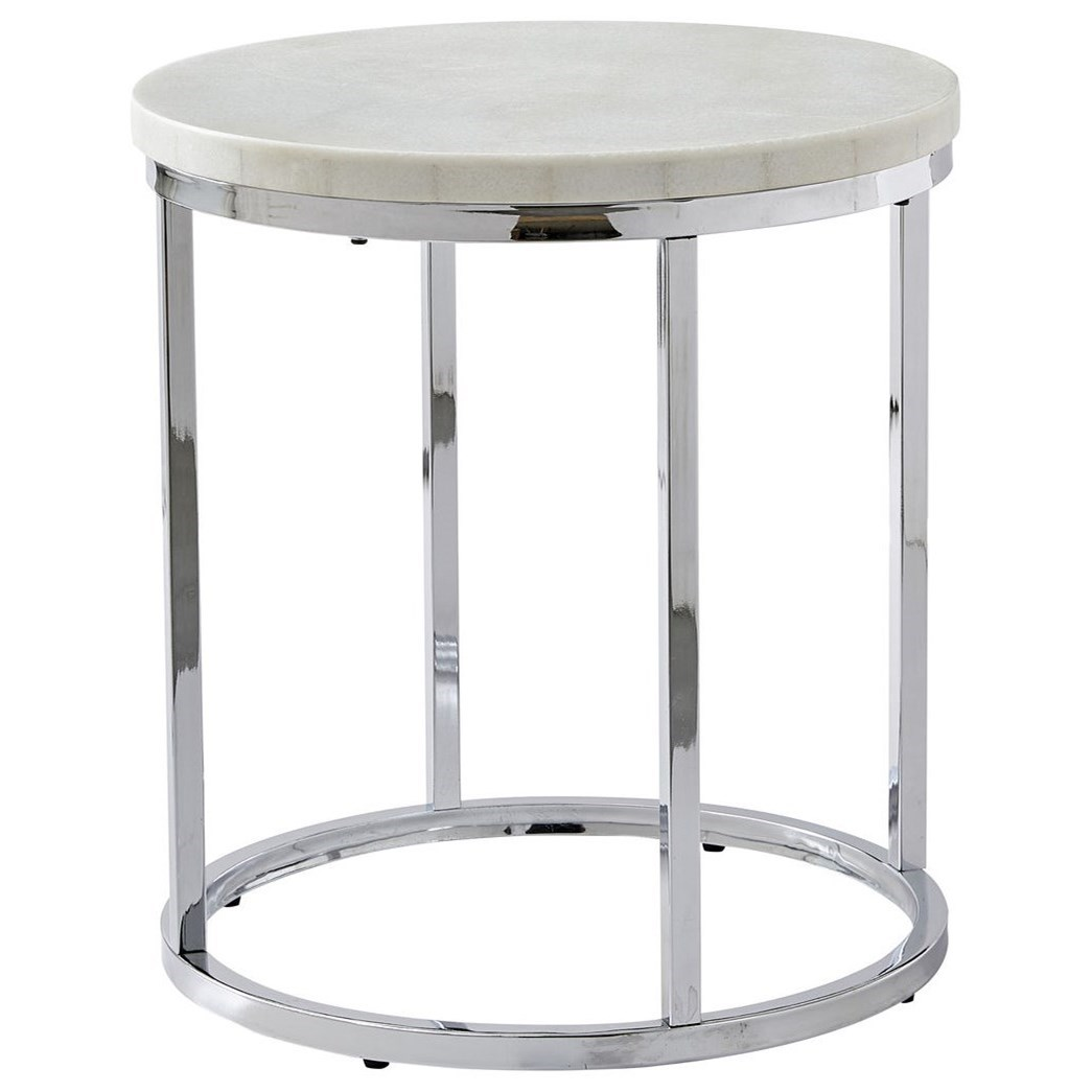 Echo End Table by Steve Silver at Walker's Furniture