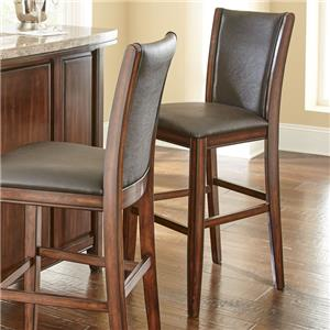 Morris Home Furnishings Eileen Bar Chair