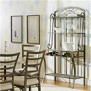 Morris Home Furnishings Ellen Bakers Rack