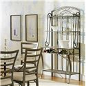 Morris Home Furnishings Ellen Bakers Rack - Item Number: EL500BR